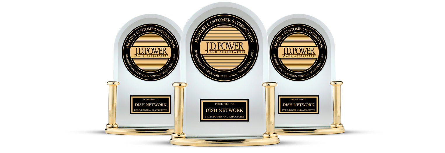 DISH Customer Satisfaction - Ranked #1 by JD Power - Busch Satellite in Dubuque, Iowa - DISH Authorized Retailer